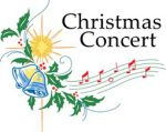 christmas concert sign