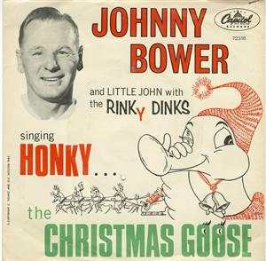 Christmas Songs - Honky the Christmas Goose