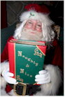 Santa's Naughty and Nice Book